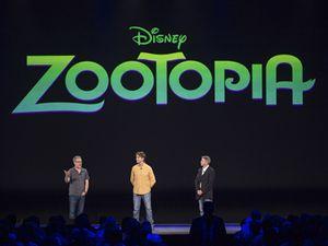 Shakira Meriahkan Film Animasi Disney yang Kocak di Zootopia