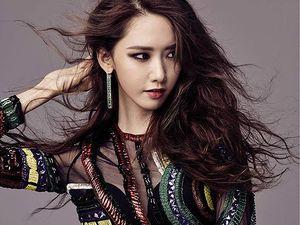 Yoona 'SNSD' Berbaju Menerawang di Majalah, Ini Fotonya!