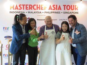MasterChef Asia Hadirkan Dua Kontestan Asal Indonesia