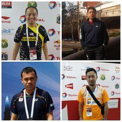 Ini Para Pelatih Indonesia yang Mudik Saat Kejuaraan Dunia di Istora
