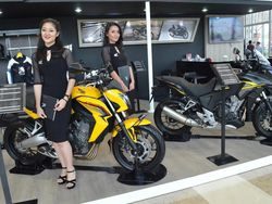 Ini Moge Honda yang Paling Banyak Diminati di GIIAS 2015