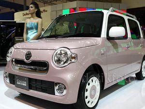 Mobil Imut Daihatsu Bikin Gemes