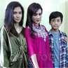 Mulan Jameela dan 2 Anak Kesayangannya