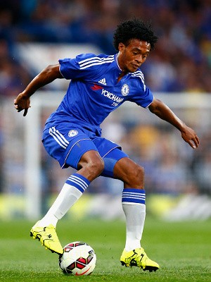 Juventus Resmi Pinjam Cuadrado dari Chelsea