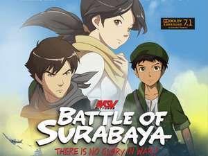 Battle of Surabaya: Bocah Penyemir Sepatu di Tengah Kecamuk Perang