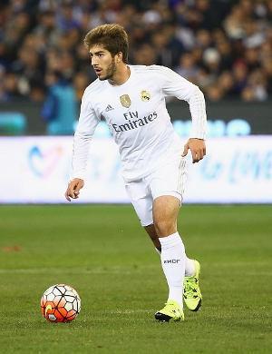 Marseille Pinjam Lucas Silva dari Madrid