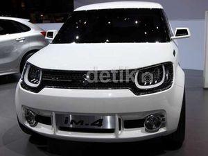 Suzuki Kenalkan Sistem Hybrid Terbaru