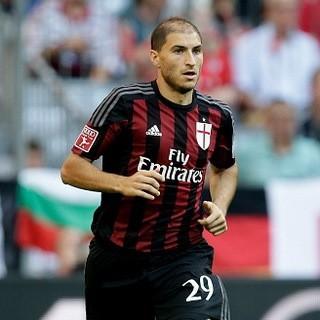 Milan Pinjamkan Paletta ke Atalanta