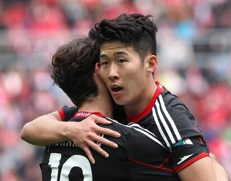 Spurs Resmi Dapatkan Son Heung-Min