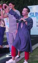 Mengintip Kemeriahan Pesta Summer Daze Bersama Huawei di Bali