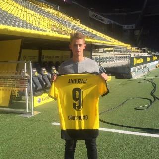 Dortmund Pinjam Januzaj dari MU