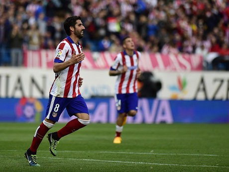Atletico Lepas Raul Garcia ke Bilbao