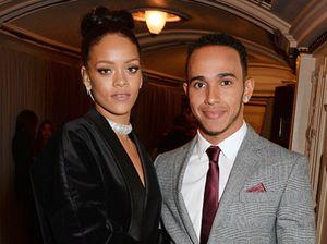 Lewis Hamilton Jawab Isu Pacaran dengan Rihanna