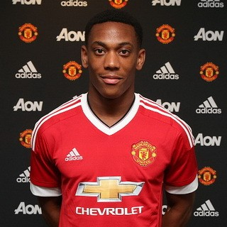 MU Rampungkan Transfer Anthony Martial
