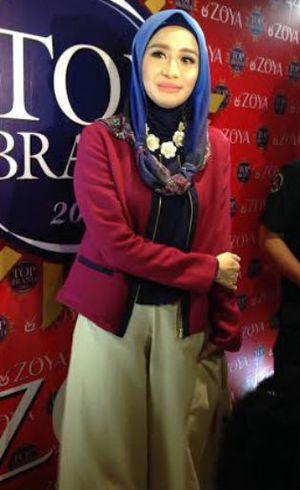 Zoya Rilis Koleksi Baru Terinspirasi Dari Gaya Hijab Laudya Cynthia Bella