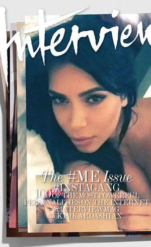 Kim Kardashian Sampai Zayn Malik Pose Topless Untuk Interview