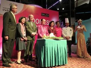 Nasi Liwet dan Surabi Bandung Disajikan di Indonesian Food Festival Kuala Lumpur