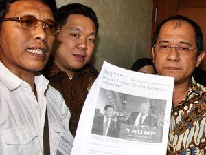 PDIP Cs Laporkan Novanto dan Fadli ke MKD