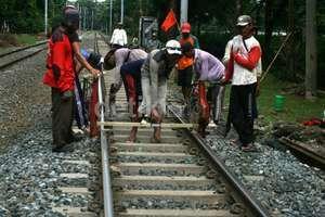 Ini Dia Jalur Baru Rel Kereta yang Murni Dibangun Pemerintah RI