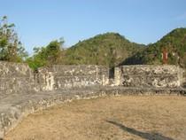 Penampakan Benteng Paling Unik di Gorontalo