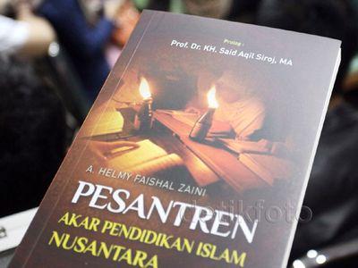 Bedah Buku Pesantren Akar Pendidikan Islam Nusantara