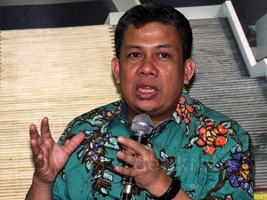 Fahri Bela Novanto dan Fadli di 'Trumpgate'
