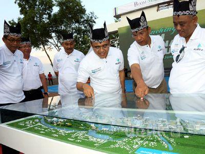 Marina Boom Diproyeksikan Jadi Dermaga Yacht Pelayaran International