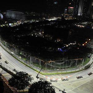 Menuju Edisi ke-8 Balapan Malam di Singapura