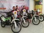 Viar Mulai Pasarkan Motor Trail Cross X150 di Sulawesi
