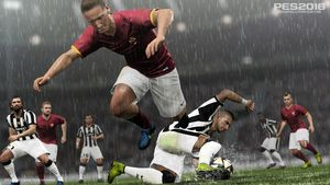 PES 2016 Pede Kalahkan FIFA 16