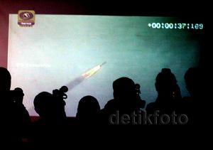 Satelit Pertama Bikinan Indonesia Diluncurkan