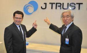 Tingkat Kredit Macet Bank J-Trust Masih 12%
