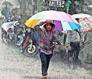 setetes hujan setetes rejeki