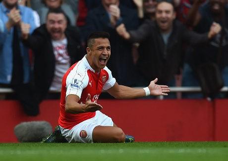 Sanchez yang Mulai Menggeliat