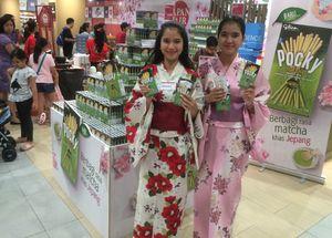 Pocky Matcha Sudah Hadir di Indonesia dengan Konsep Omotenashi