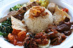 Sedep Tenan! Nasi Penggel dan Nasi Megono Sarapan Khas Jawa Tengah