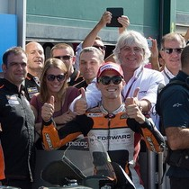Forward Racing Tinggalkan MotoGP Akhir Musim Ini