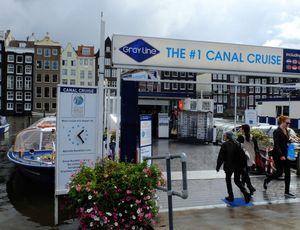 Serunya Tur Keliling Canal Ring di Amsterdam, Belanda