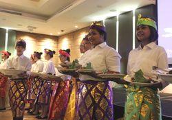 Gala Dinner Menu Tradisional Tandai Pembukaan Indonesian Food Festival