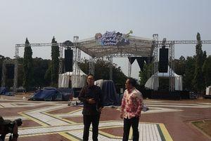 Bank Mandiri Hadirkan Karnaval Seru di Parkir Timur Senayan Weekend Ini