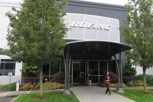 Begini Isi Pabrik Pesawat Boeing di Seattle