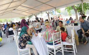 Harapan Pengunjung: Tahun Depan Lebih Banyak Makanan Enak dan Artis Top