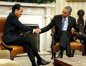 Janji Jokowi Bergabung ke TPP, Kemenangan untuk Obama