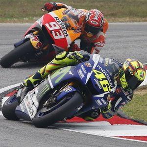 Dukungan Materazzi untuk Rossi