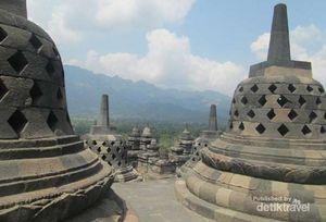 Ajang Wisata Lari di Borobudur Targetkan 16 Ribu Peserta