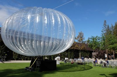 Balon Google bakal Mengudara di Indonesia