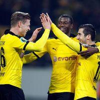 Dortmund Lumat Paderborn 7-1