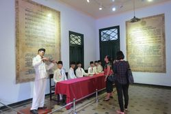 Ditampar Moh Yamin & Soekarno di Museum Sumpah Pemuda