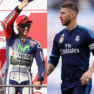Dukungan Sergio Ramos untuk Lorenzo