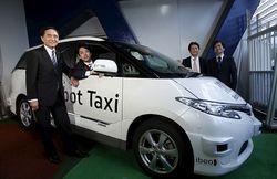 2020, Jepang Bakal Punya Taksi Tanpa Pengemudi!